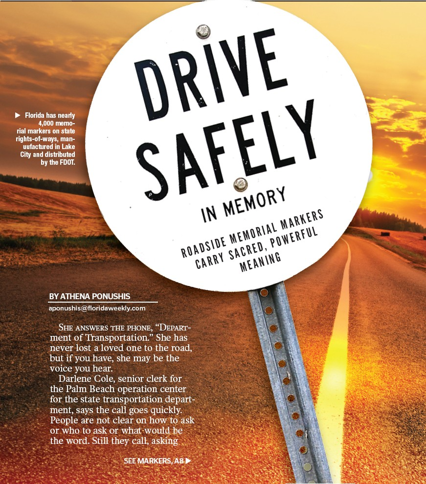 Drive Safely | Palm Beach Florida Weekly