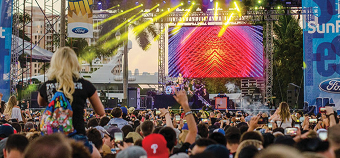 Sunfest Returns May 3 6 For Its 35th Year Of Music And Art On The