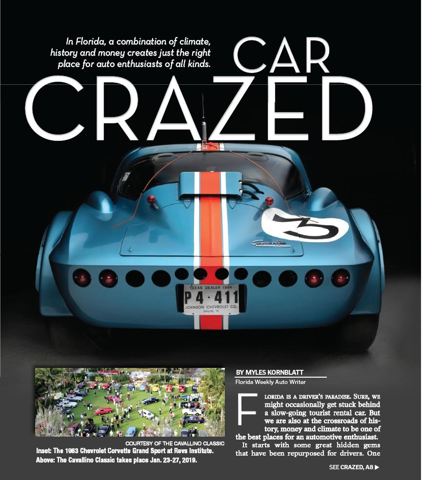 Car Crazed Palm Beach Florida Weekly